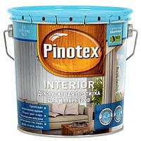 Pinotex Interior - деревозащитное средство для внутренних работ