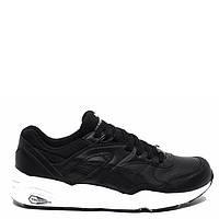 Мужские кроссовки Puma R698 Core Leather Black