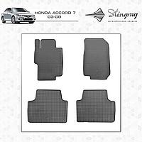 Автомобильные коврики Stingray Honda Accord 7 2003-2008