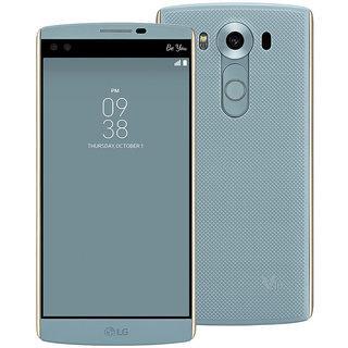 Смартфон LG V10 (Blue)