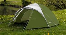 Палатка Presto Acamper Aссо 2 клеенные швы тамбур, фото 3