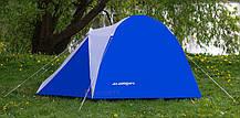 Палатка туристическая Presto Acamper Aссо 2 Pro 3500 мм клеенные швы, фото 2