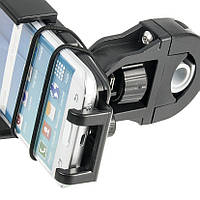 """Велосипедный держатель для смартфонов, универсальный (до 6.3""""), модель Fly HX-M-X5"""