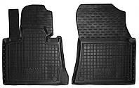 Полиуретановые передние коврики для BMW X5 (E53) 2000-2006 (AVTO-GUMM)