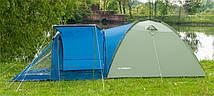 Палатка Presto Soliter 4 клеенные швы тамбур, фото 2