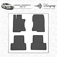 Автомобильные коврики Stingray Honda Accord 8 2008-2013