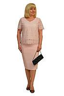 Блуза и юбка - Модель Л377+Л270-1, фото 1