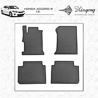 Автомобильные коврики Stingray Honda Accord 9 2013-