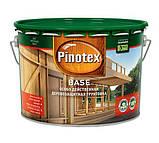 Pinotex Base 10л - безцветная деревозащитная грунтовка, фото 2