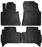 Полиуретановые коврики для BMW X5 (E53) 2000-2006 (AVTO-GUMM)