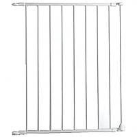 BabyDan Дополнительная секция к барьеру Configure gate/flex 60 см white