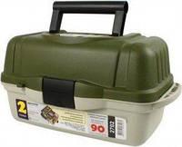 Ящик рыболовный Aquatech 2702, 2 полки, фото 1
