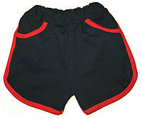 Детские шорты с карманами 30