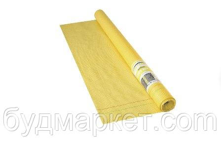 Пленка гидроизоляционная армированная желтая Masterful  Р90 1,5*50м (75 м.кв.)