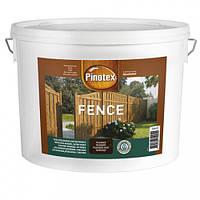 PINOTEX FENCE - атомосферостойкое деревозащитное средство для пиленной древесины