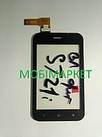 Сенсор (тачскрін) Sony ST21i original чорний