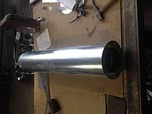 Труба двуст.1м.150*210 Н/ОЦ.