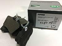 Колодки тормозные задние Citroen Berlingo/Peugeot Partner 1.6/2.0HDI 02- /Skoda Roomster LPR