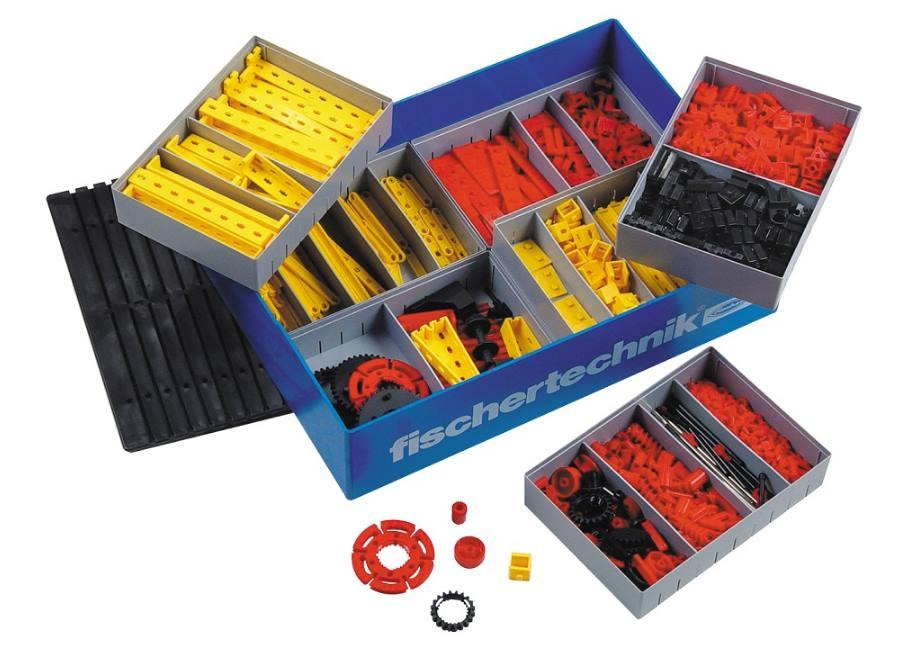Fisсhertechnik PLUS конструктор Набор деталей Box 1000 FT-91082