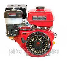 Двигун бензиновий WEIMA WM177F-S (9,0 л. с., вал шпонка Ø25мм, L=60мм)