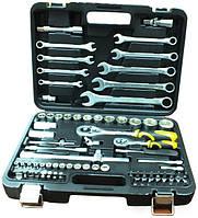 Набор инструмента 108 предметов Сталь 52697