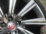 22 колеса на Jaguar F-Pace Turbine, фото 3