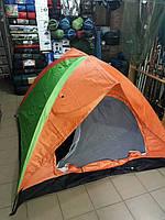 Палатка 3х месная 2 тента