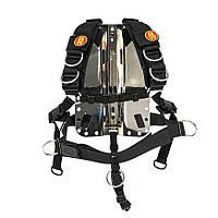 Спинка OMS с подвеской Comfort Harness System II