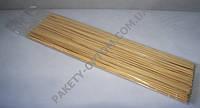 Бамбуковые палочки для шашлыка 30 см (100 шт.), фото 1