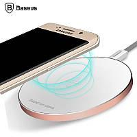 Беспроводное зарядное устройство Baseus Round Shape Wireless Charging Pad, оригинал