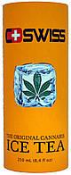 Холодный чай Ice Tea Cannabis с сиропом конопли 250мл.