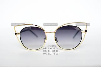 Fendi №26 Солнцезащитные очки, фото 3