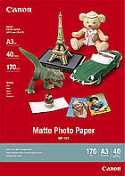 Фотобумага Canon MP-101 Matte Photo Paper A3