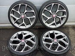 20 колеса на Jaguar XJ