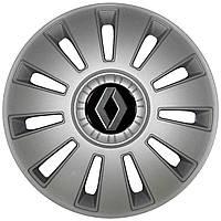 Колпак Колесный Renault (серый) R15