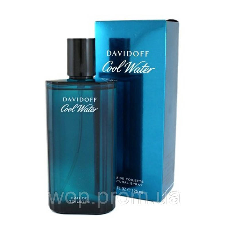 Davidoff Cool Water Men 75 мл (давидоф кул ватер мен) - WOP (world of pefumes and cosmetics)  в Киеве