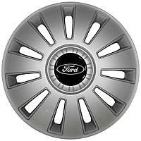 Колпак Колесный Ford (серый) R16