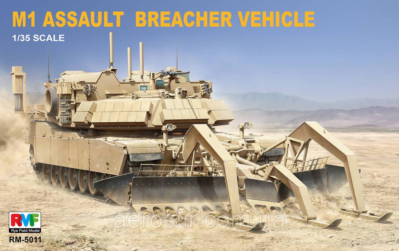 M1 Assault Breacher Vehicle 1/35 RFM 5011