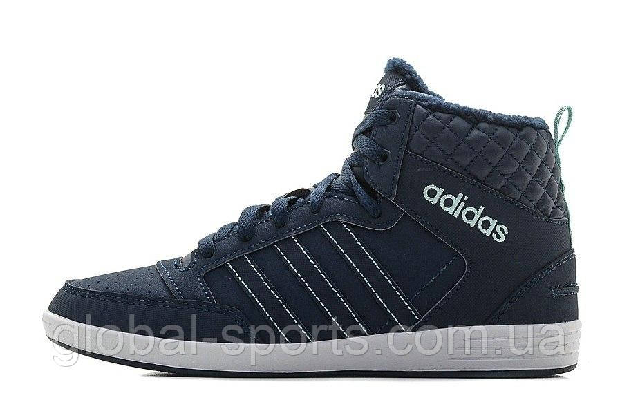 Женские кроссовки Adidas NEO Hoops(Артикул:AW4285)