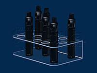 Подставка под электронные сигареты 185х55 мм, акрил цветной 3 мм, фото 1
