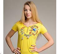 ЖІноча футболка-вишиванка  .Р-ри 42-52