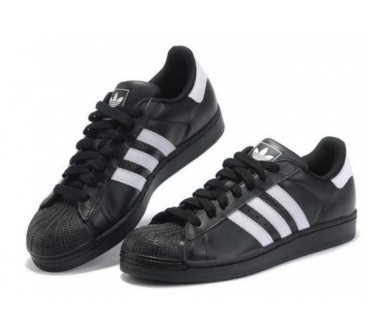 0a7e7c6e Кроссовки Adidas SuperStar Core Black Черные женские реплика -  SportBoom.com.ua - интернет
