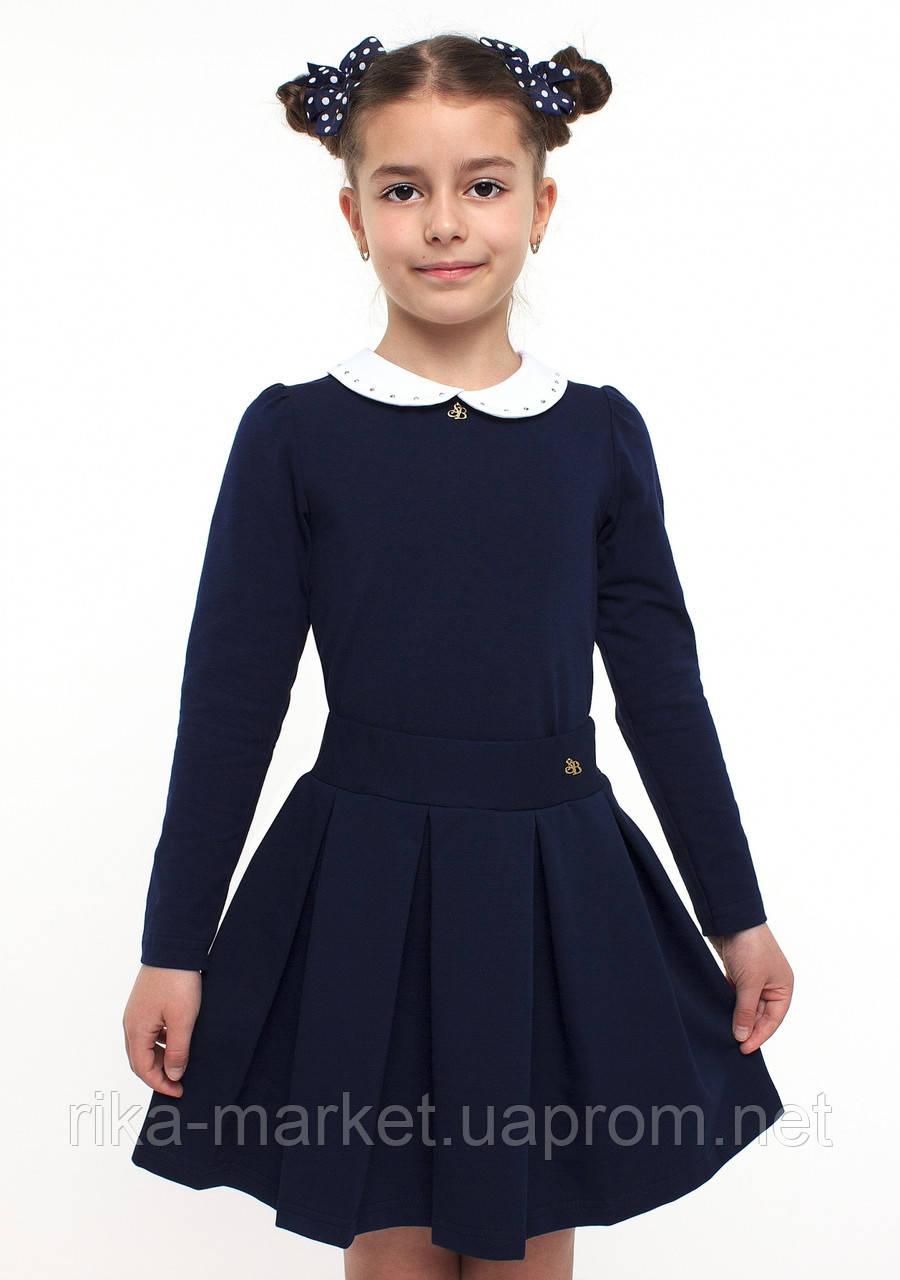 Блуза для девочки длинный рукав ТМ Смил арт. 114522  6-7 лет