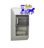Диспенсер для туалетной бумаги в стандартных рулонах Katrin Toilet 2 белый