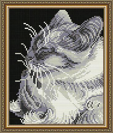 "Набор в алмазной технике ""Забота"", фото 2"