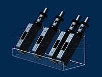 Подставка под электронные сигареты 185х75 мм, акрил цветной 3 мм, фото 1
