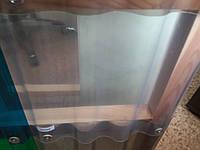 Прозрачный шифер Salux 1,8 х 0,9 прозрачная волна