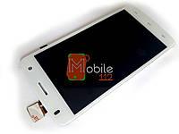 Модуль для Fly iQ4503 Quad ERA Life 6 (Дисплей + тачскрин) белый
