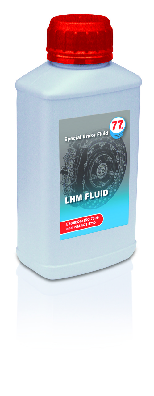 LHM FLUID жидкость для гидроусилителя руля