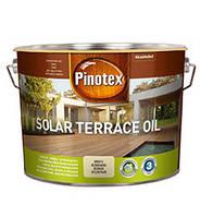 Pinotex Solar terrace oil - деревозащитное террасное масло